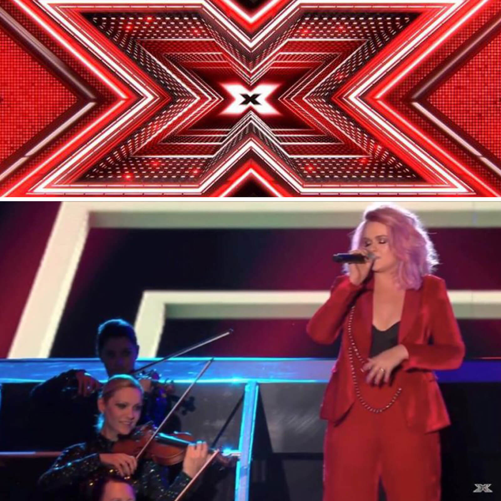 The X Factor Final, Grace Davies, Live and Let Die, 2017